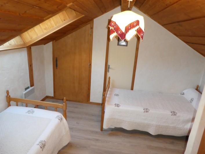 Location de vacances - Chalet à Bellevaux - Cbre  4 pour  ados