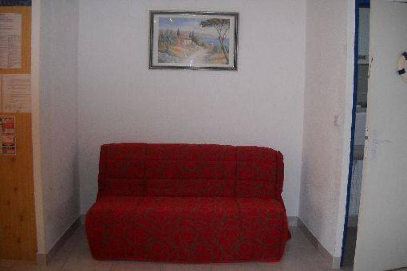 Location de vacances - Appartement à Saint-Aygulf - BZ (2 couchages)