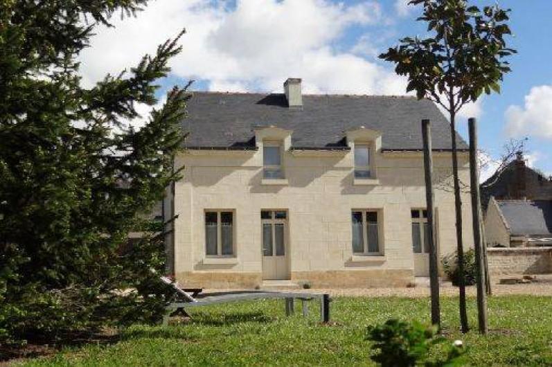 Location de vacances - Gîte à Avoine - Façade