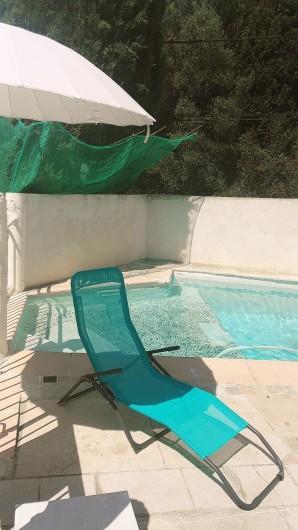Location de vacances - Mas à Fayence