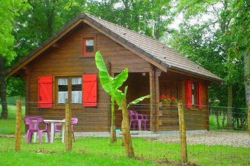 Location de vacances - Chalet à Le Tartre