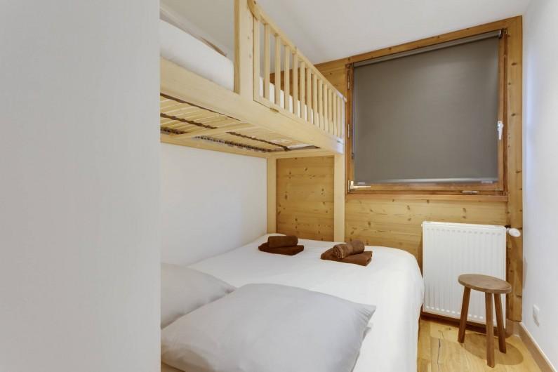 Location de vacances - Appartement à Val-d'Isère - Chambre 2