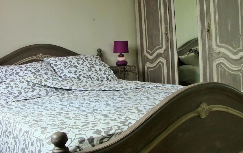 Location de vacances - Villa à Lalbenque - myLOT, suite (140cm)