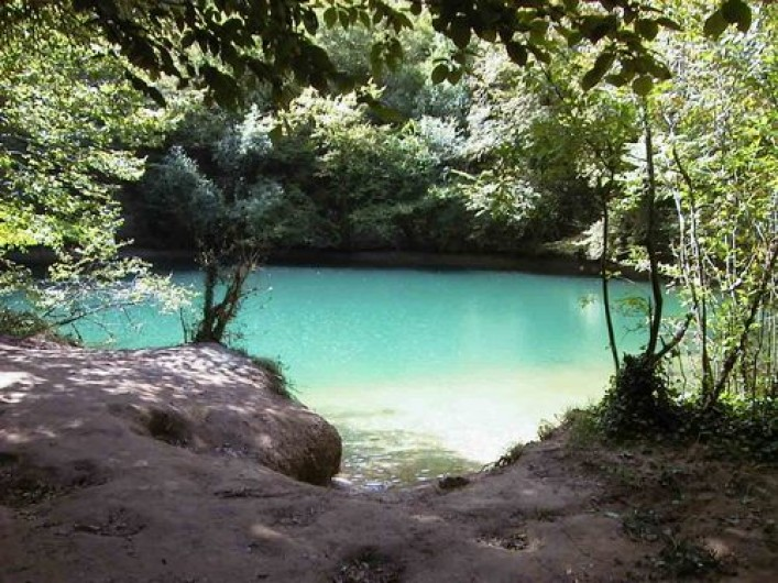 Location de vacances - Villa à Lalbenque - De chouettes coins paisibles