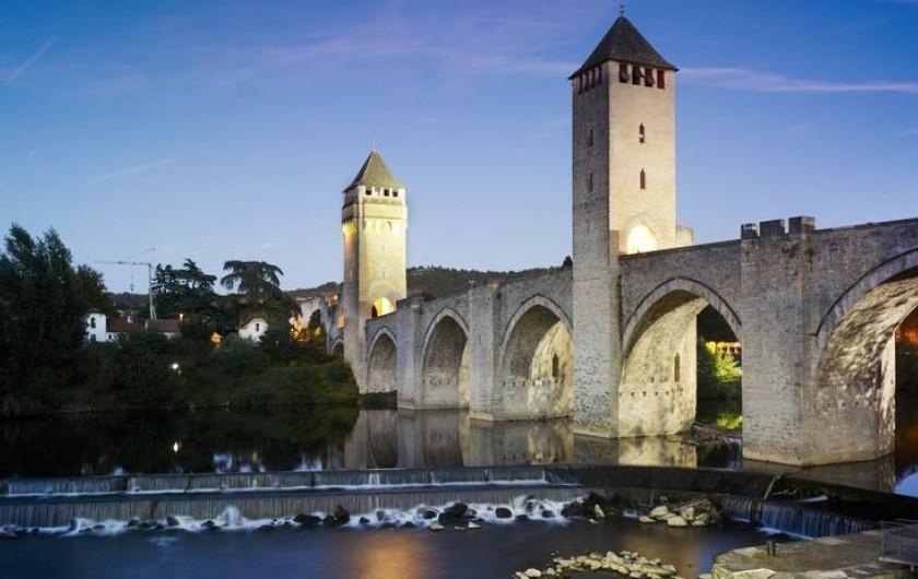 Location de vacances - Villa à Lalbenque - Cahors