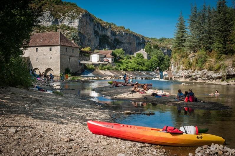 Location de vacances - Villa à Lalbenque - Ou vous préférez le sport?