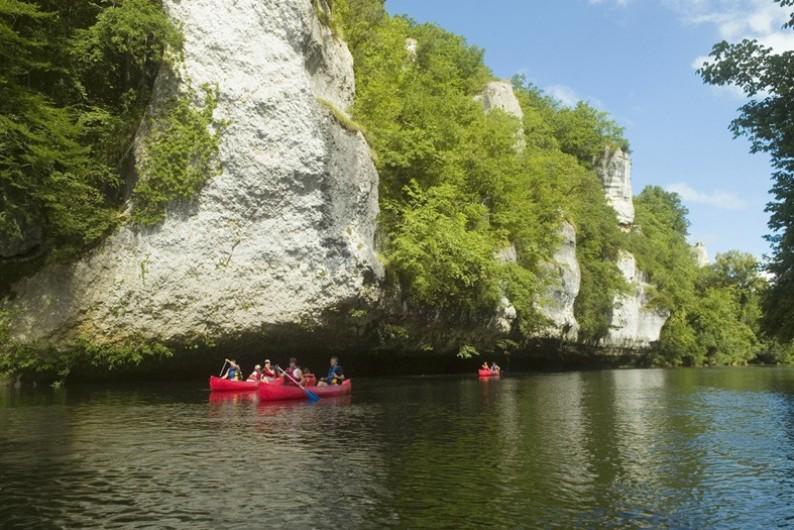 Location de vacances - Villa à Lalbenque - Balades à pieds, vélo, VTT, bateaux de plaisance, ...