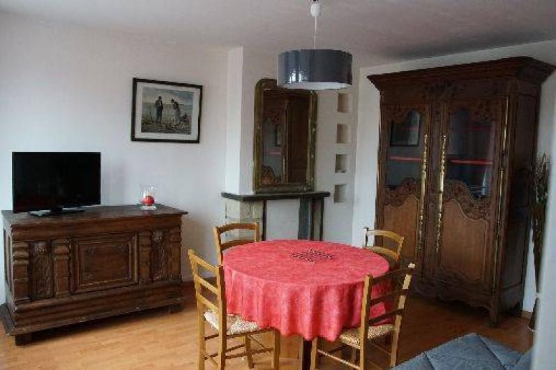 Location de vacances - Appartement à Périers