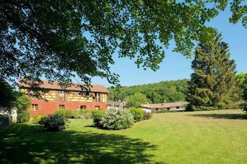 Location de vacances - Chambre d'hôtes à Futeau
