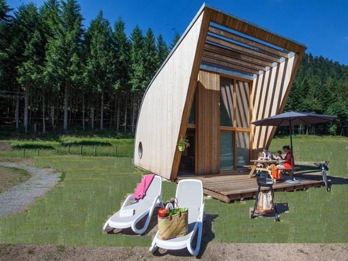 location de vacances chalet xonrupt longemer eco lodge pour 2