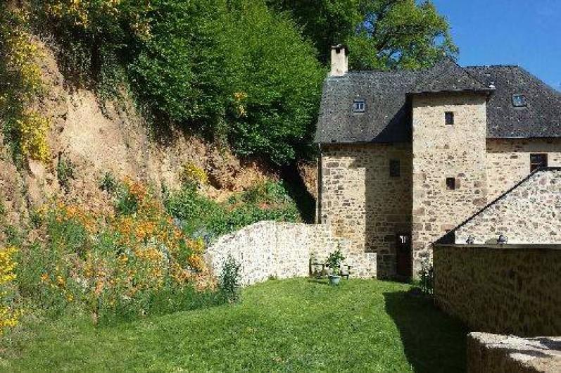 Location de vacances - Gîte à Saint-Martial-de-Gimel
