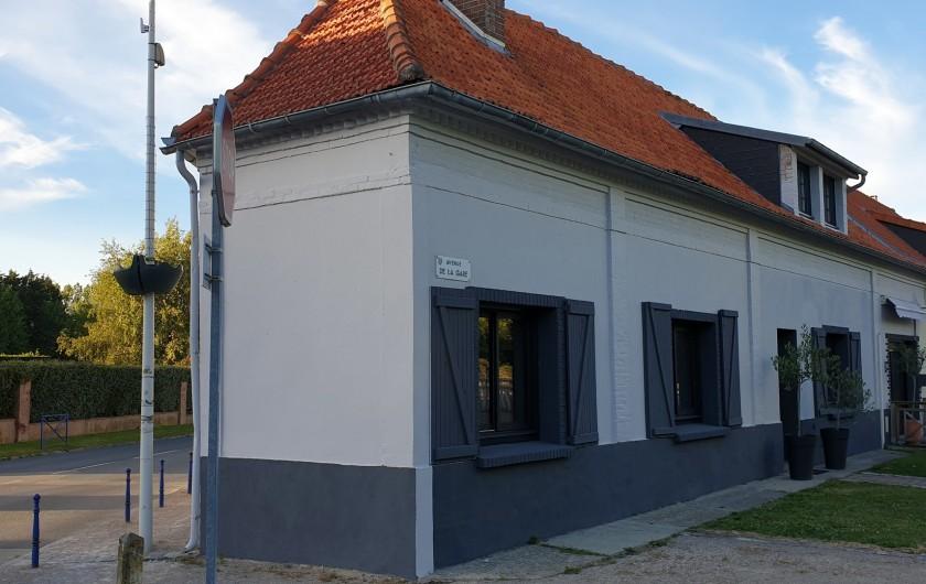 Location de vacances - Gîte à Le Crotoy - Maison Vue 1
