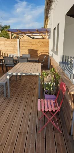 Location de vacances - Gîte à Le Crotoy - Cour intérieure vue 3