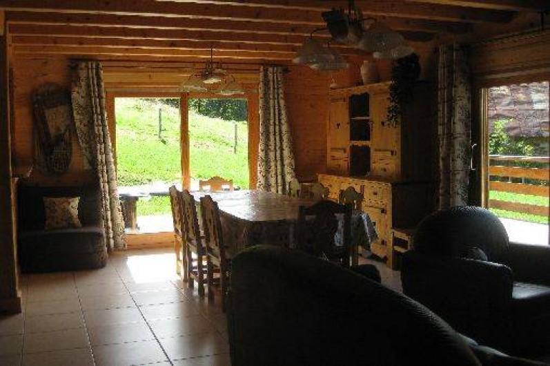 Location de vacances - Chalet à Theys