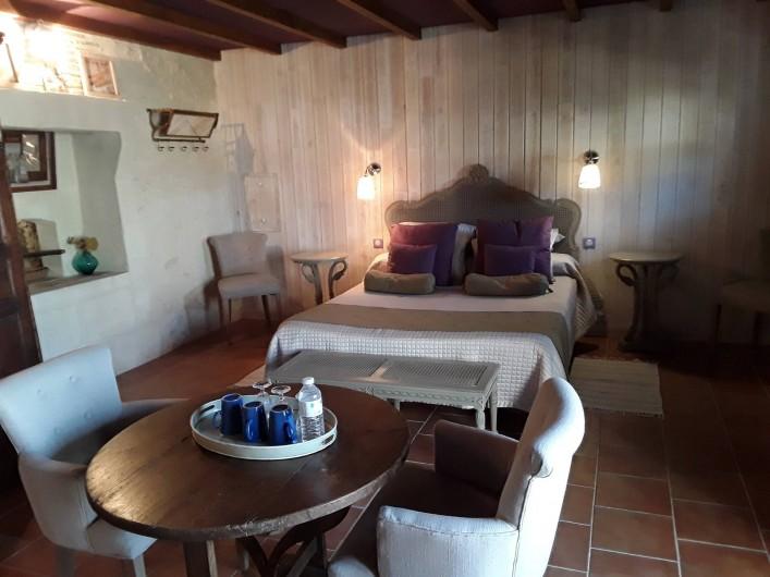 Location de vacances - Chambre d'hôtes à Montlieu-la-Garde