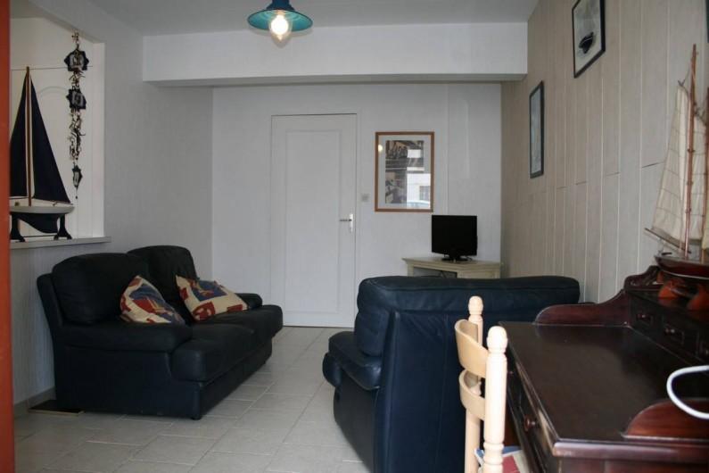 Location de vacances - Appartement à Wissant - coin salon