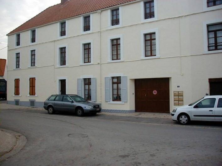 Location de vacances - Appartement à Wissant - extérieur (rez de chaussée)