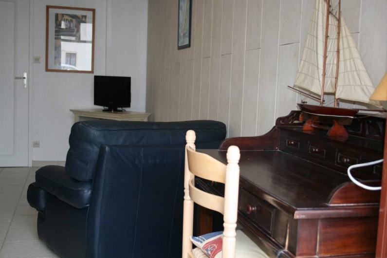 Location de vacances - Appartement à Wissant - coin bureau