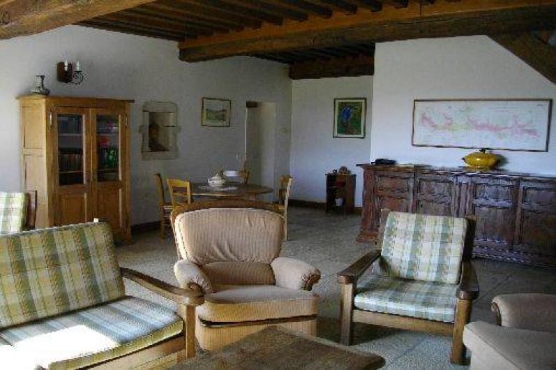 Location de vacances - Gîte à Saint-Loup-Géanges