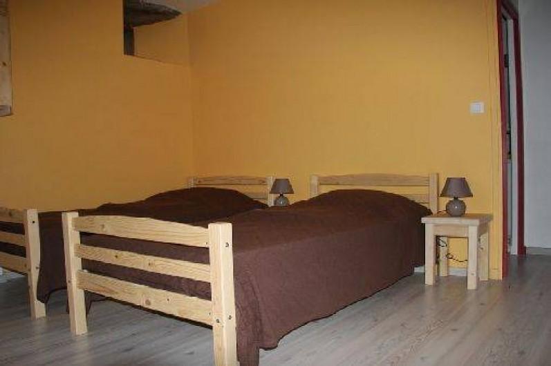 Location de vacances - Gîte à La Tour-d'Auvergne - Chambre3 étage
