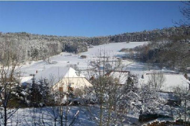 Location de vacances - Chalet à Ban-de-Laveline