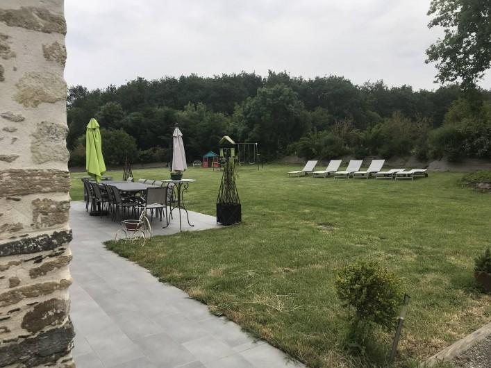 Location de vacances - Gîte à Chateauneuf