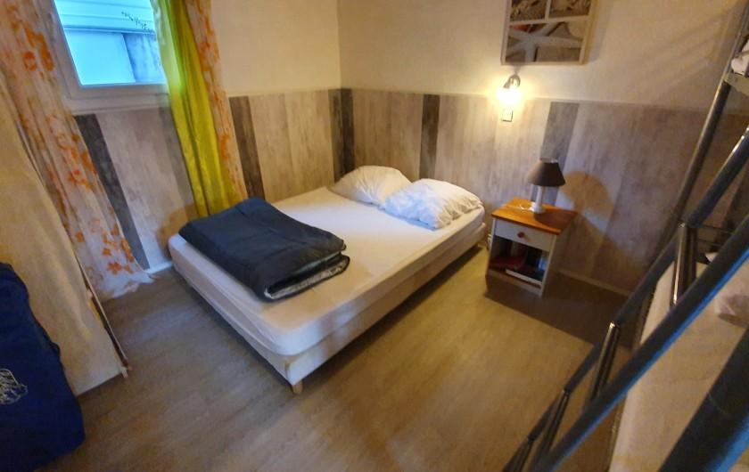Location de vacances - Maison - Villa à Jard-sur-Mer - chambre enfants ou amis