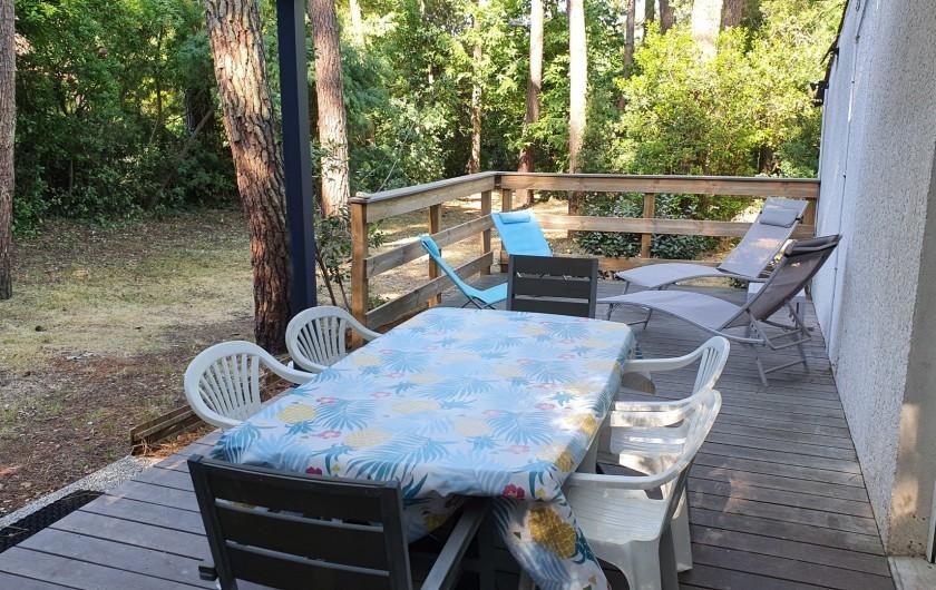 Location de vacances - Maison - Villa à Jard-sur-Mer