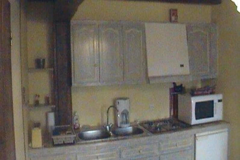 Location de vacances - Gîte à Berck - La cuisine.