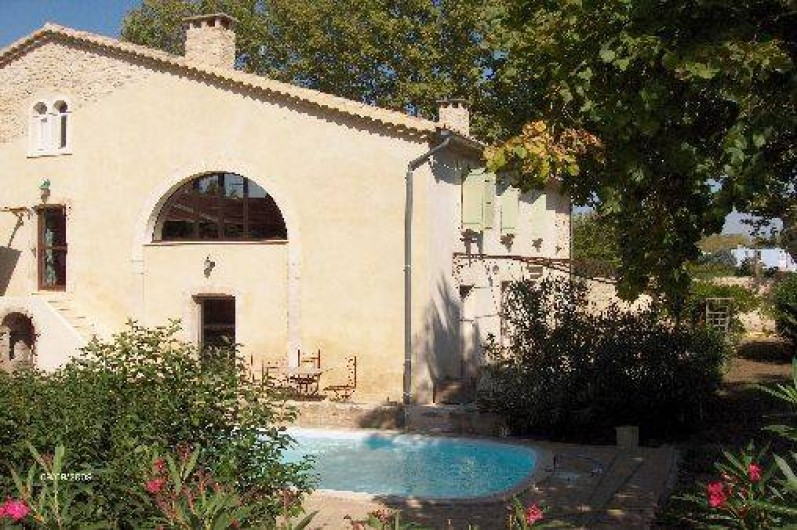 Le Mas De La Soleillade  Avignon Dans Le Vaucluse En Provence Avec