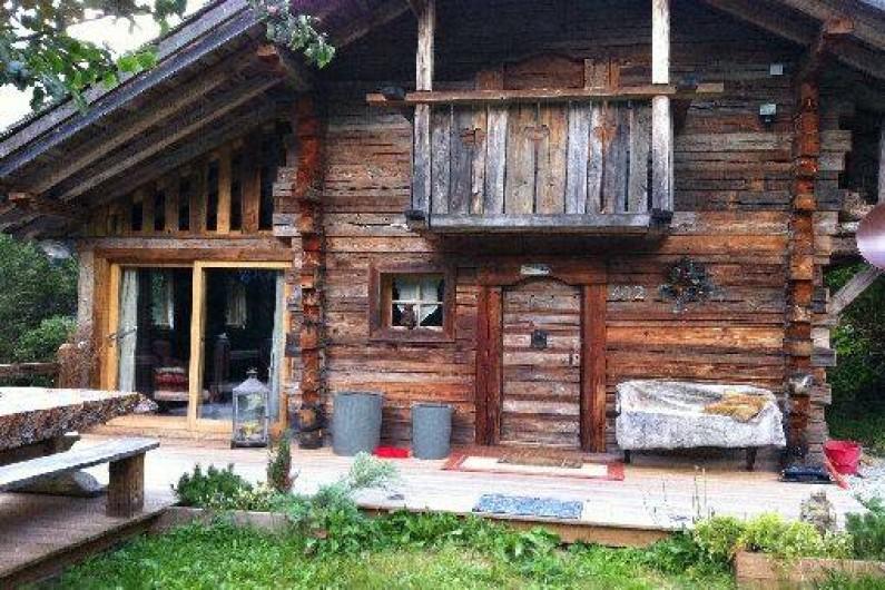 Location de vacances - Chalet à Les Contamines-Montjoie