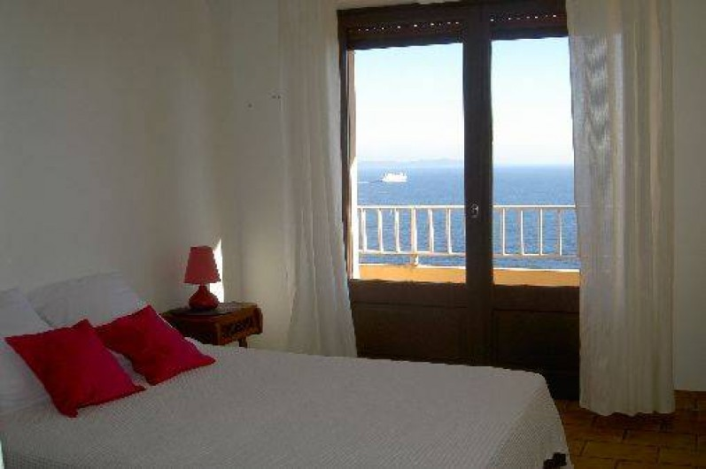 Location de vacances - Appartement à Ajaccio - chambre