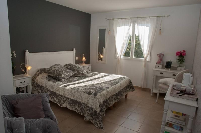 Location de vacances - Chambre d'hôtes à Lorgues - Chambre Cinsault