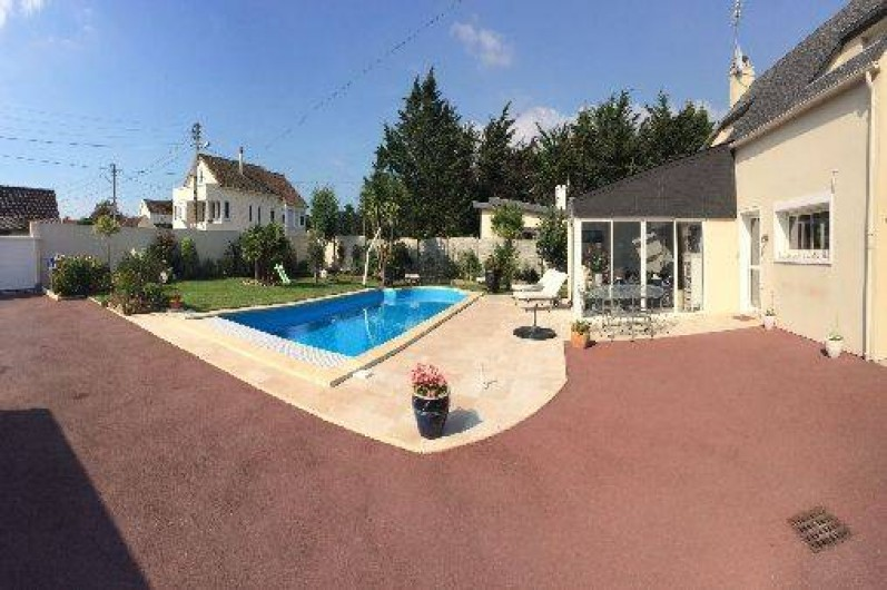 Location de vacances - Villa à Bréhal