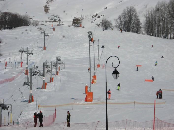 Location de vacances - Appartement à Saint-Jean-d'Arves - Ski de piste