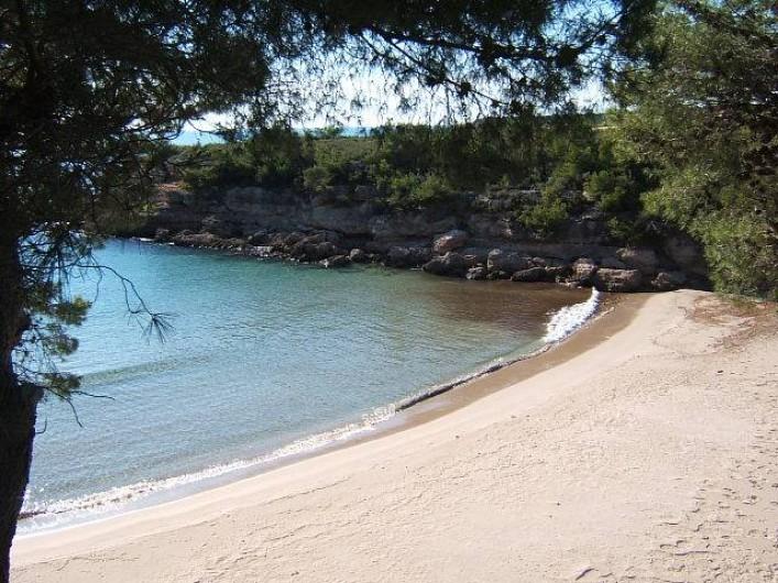 Location de vacances - Chalet à L'Ametlla de Mar