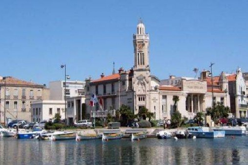 Location de vacances - Studio à Sète