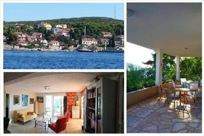 Location de vacances - Appartement à Rogač