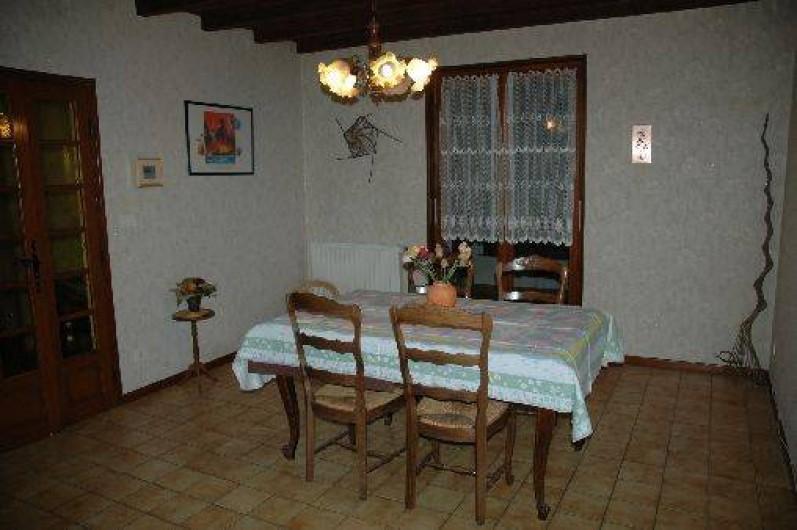 Location de vacances - Gîte à La Chapelle-aux-Bois