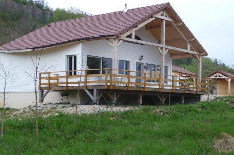 Location de vacances - Gîte à Doucier - Vue générale