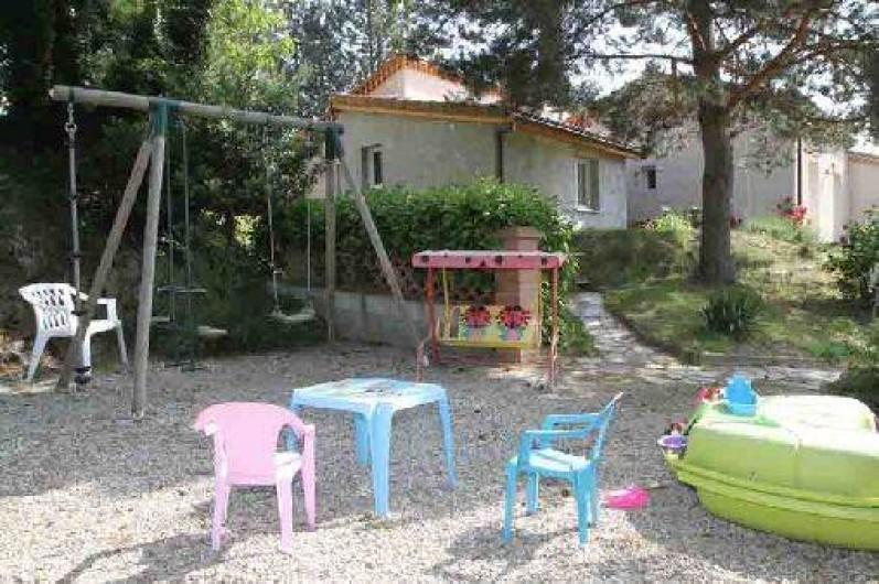 Location de vacances - Gîte à Boucieu-le-Roi