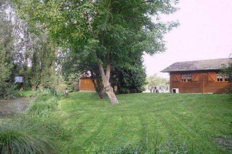 Location de vacances - Chalet à Saint-Christ-Briost