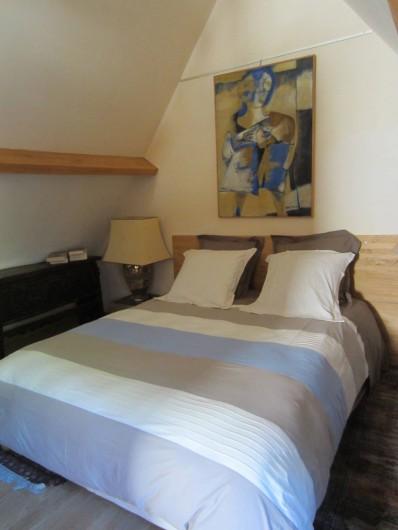 Location de vacances - Appartement à La Rivière-Saint-Sauveur - une chambre