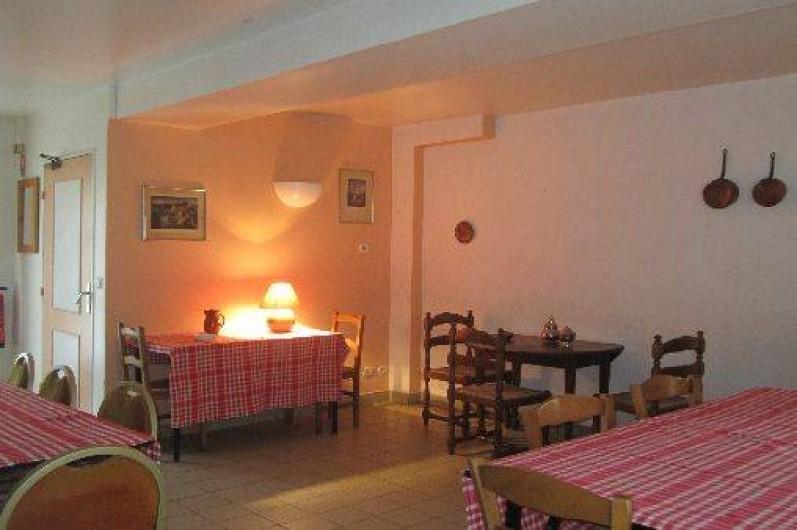 Location de vacances - Gîte à Coulombs-en-Valois