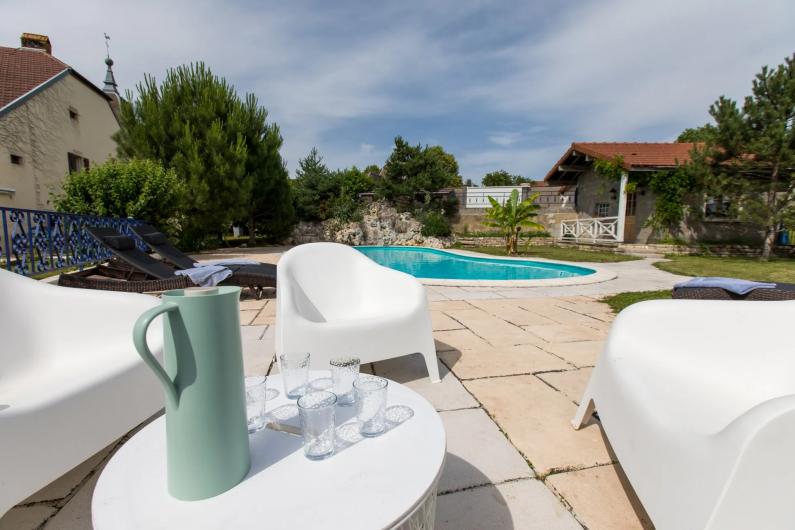 Location de vacances - Villa à Ray-sur-Saône