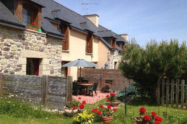 Location de vacances - Maison - Villa à Erquy - Façade sud