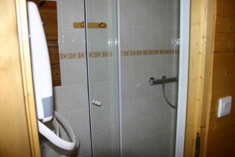 Location de vacances - Appartement à Hauteluce - Salle de douche 2