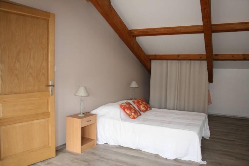 Location de vacances - Mas à Lagorce - chambre 2 étage