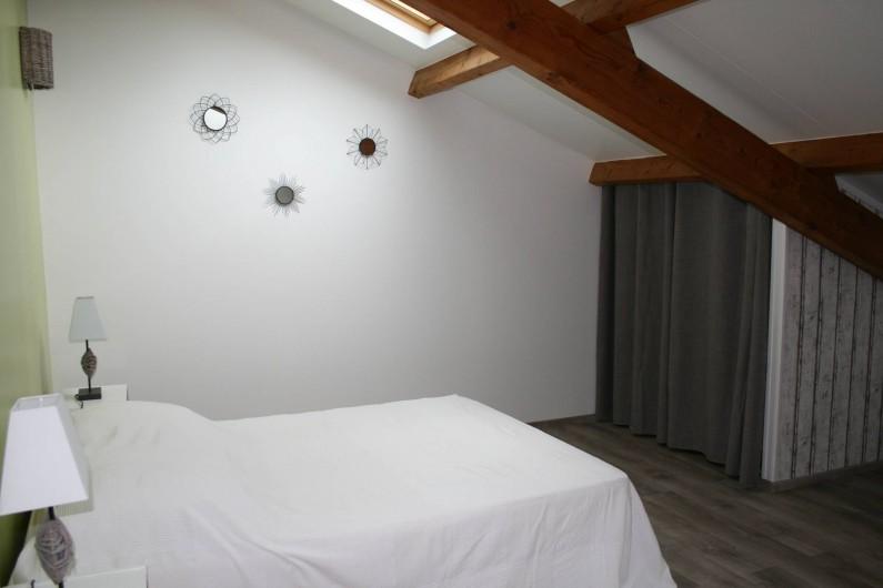 Location de vacances - Mas à Lagorce - chambre 1 étage