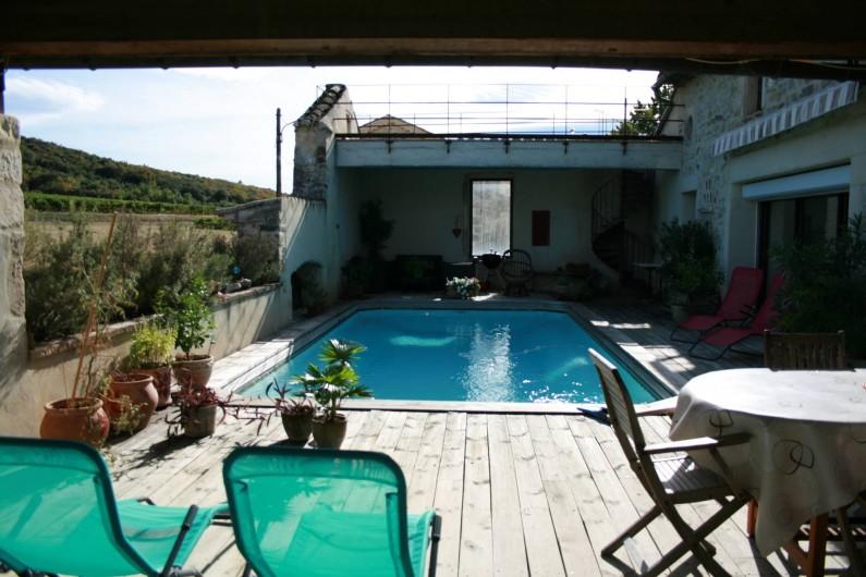 Location de vacances - Mas à Lagorce
